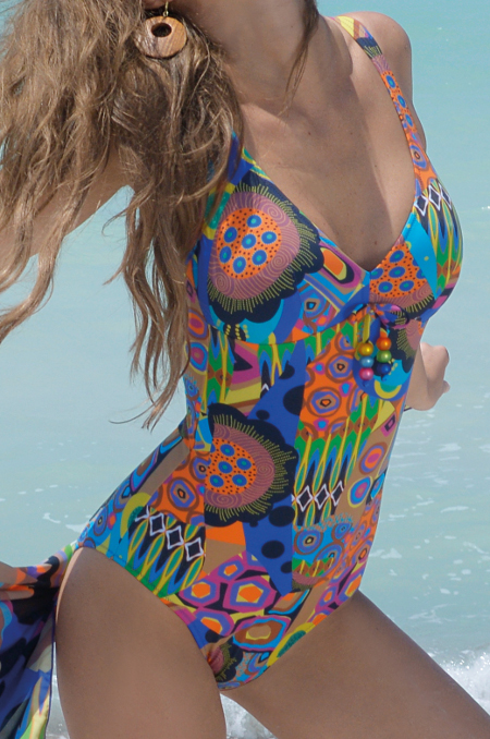 Antigel by Lise Charmel - beachwear-la-nomad-queen - maillot de bain 1piece