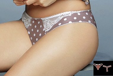 Antinea by Lise Charmel - Escale Glamour - string tanga