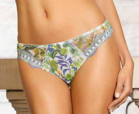 Eprise by Lise Charmel - Jardin d Ete - up to H cup - slip fantaisie
