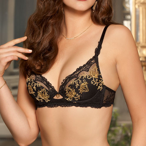Lise Charmel - Exotic Indie - wired triangle bra