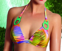 Lise Charmel - Irisation Tropical - wired triangle bra