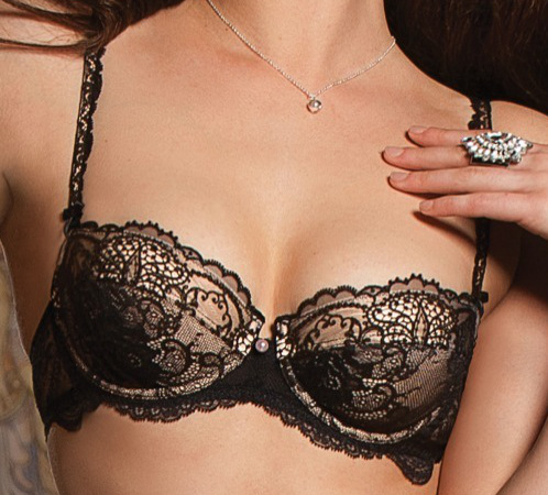 Lise Charmel - Magie Veda - D demi cup bra
