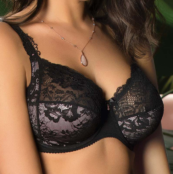 Lise Charmel - Resille Lotus - full wired bra