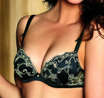 Lise Charmel - swinging deco - padded bra D cup